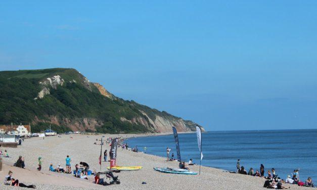 Paddle boarding in Devon and Dorset