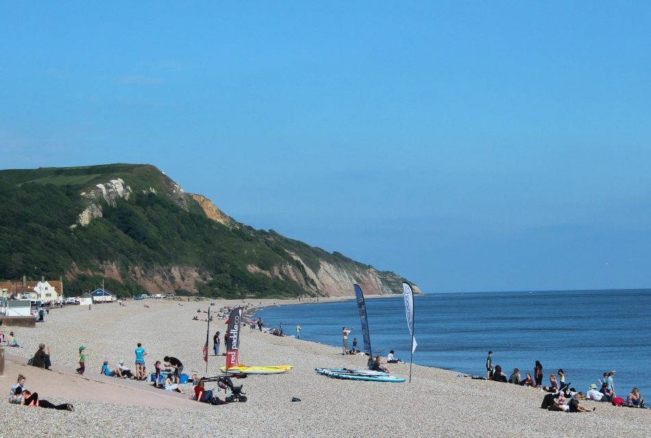Paddle boarding in Devon and Dorset