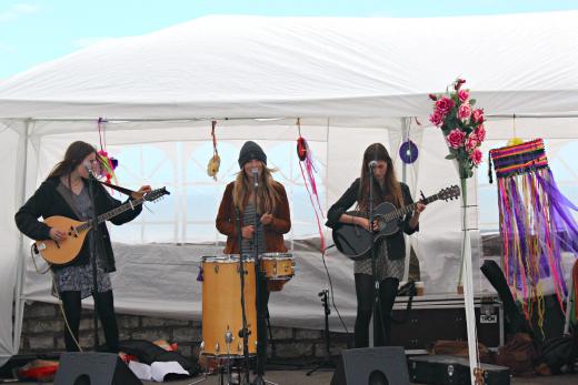 Events in Lyme Regis Big Mix Music Wildwood Kin