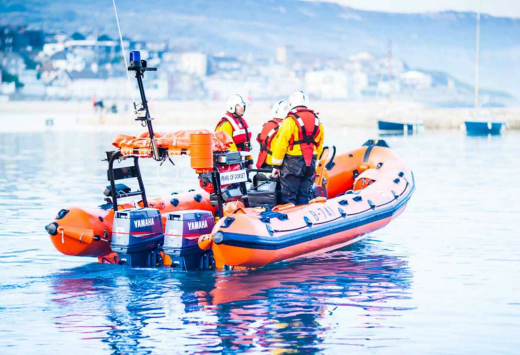 Lyme Regis and East Devon summer events Lifeboat Week