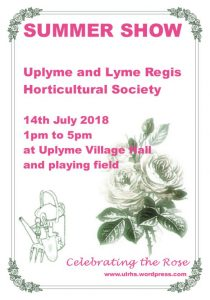 uplyme summer-show-poster