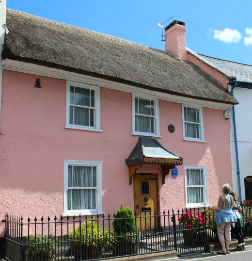 Axminster East Devon Rose Cottage