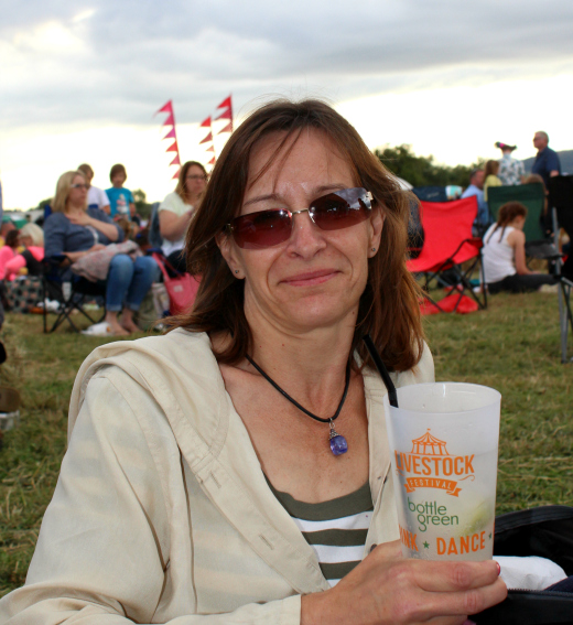Livestock Langdon Music Festival Clare with G&T