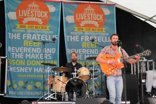 Livestock Langdon Music Festival great bands