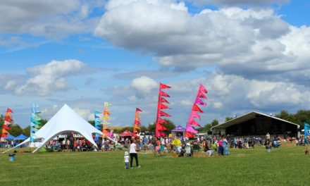 Livestock Music Festival with Children