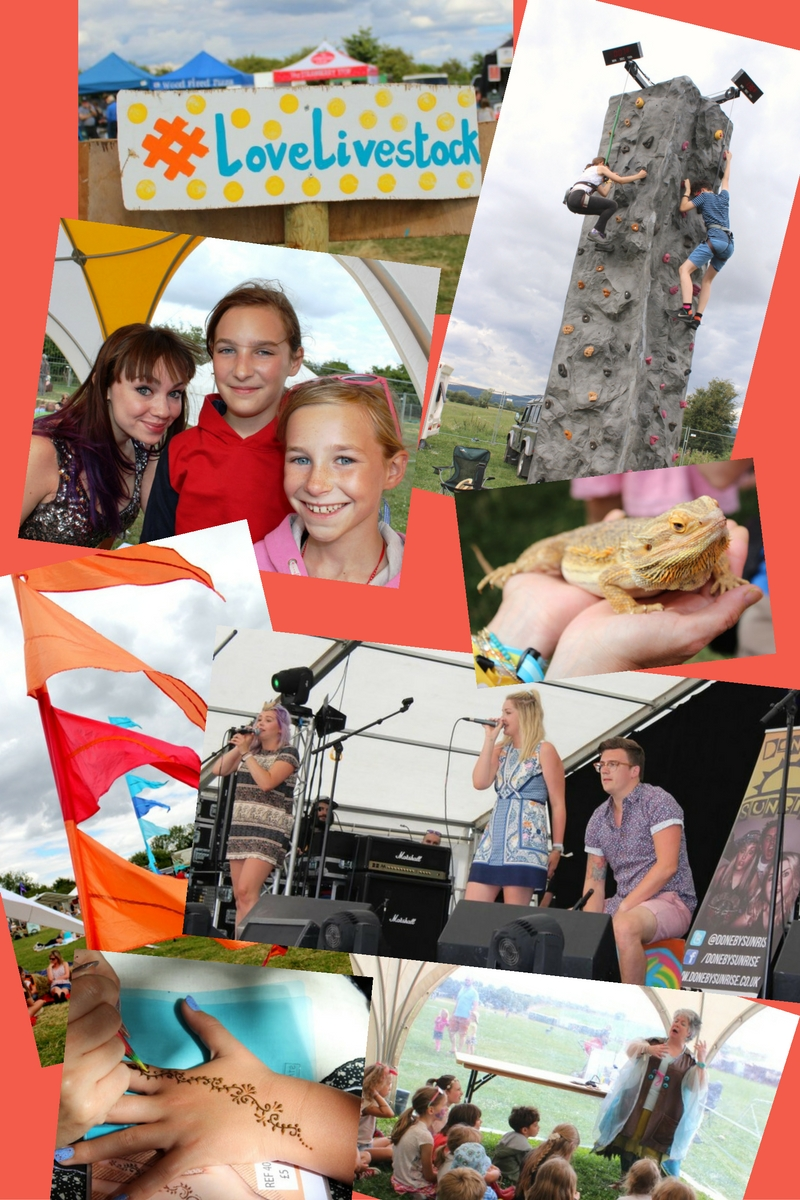 Livestock Music Festival Longdon