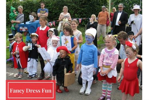 Summer Fair Fancy Dress Fun