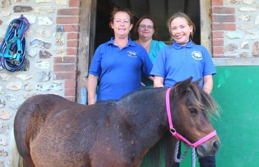 Summer Fairs Munchkins Shetland Ponies team