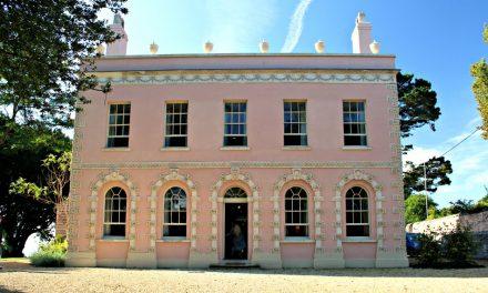 Landmark Trust Belmont House Lyme Regis