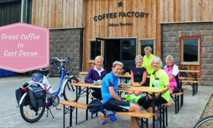 The Coffee Factory artisan coffee roasters in Devon