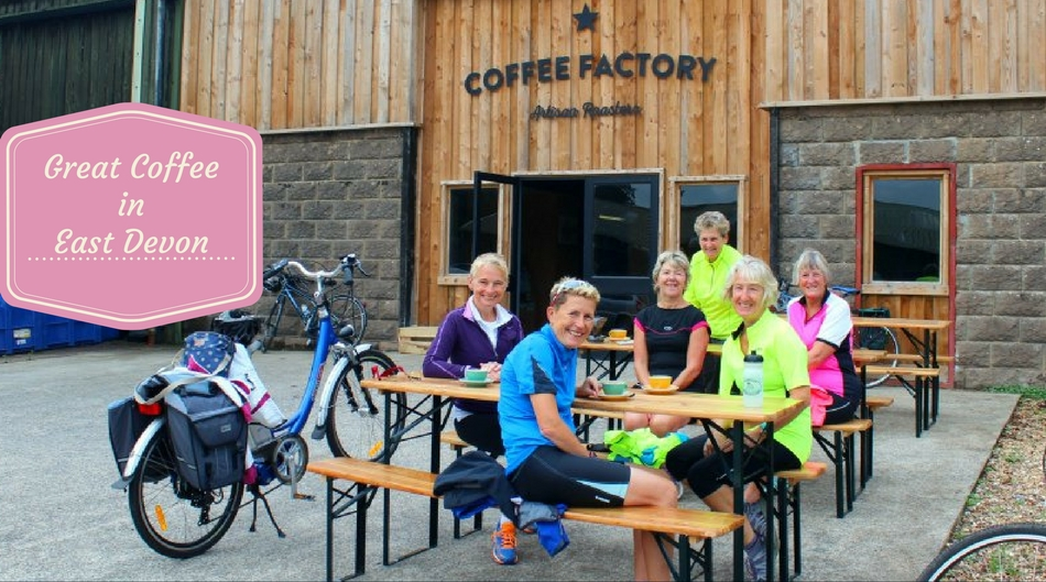 The Coffee Factory artisan coffee roasters in Devon