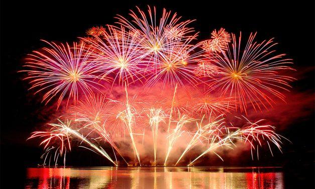 Firework Displays in Devon, Dorset and Somerset 2016