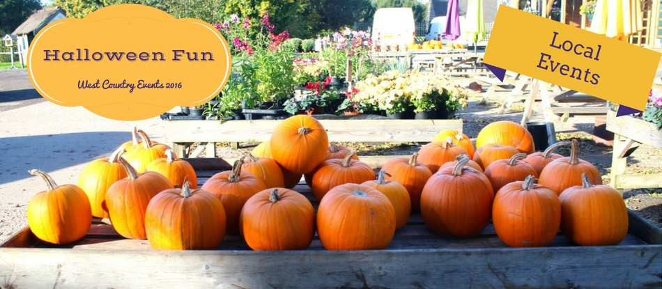 Half Term Events Halloween Fun Devon, Dorset and Somerset
