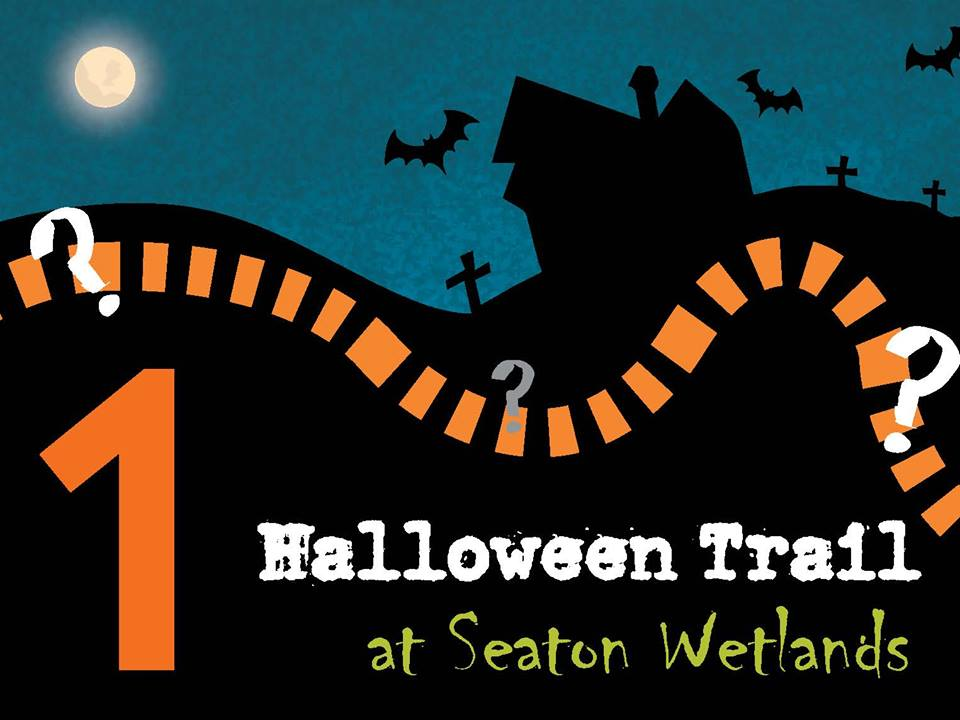 Seaton-wetlands Halloween Trail