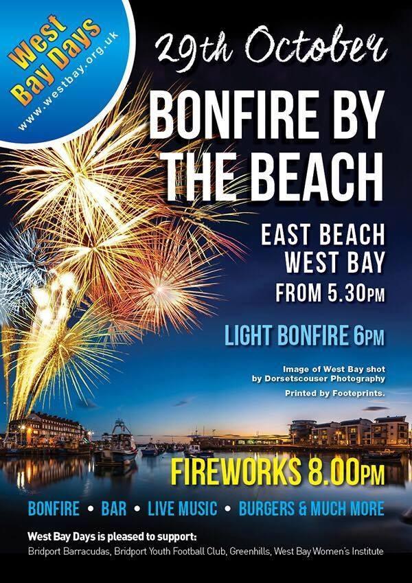 West Bay fireworks 2016