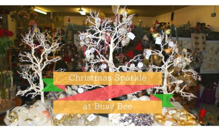 Flowers, Wreaths  & Christmas Gifts by Busybee at Millers Farm Shop