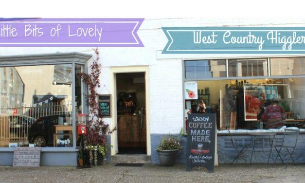 West Country Higgler & Little Bits of Lovely Axminster