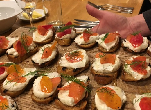 river-cottage-cookery-course-day-weekend-event-christmas-review-canapes