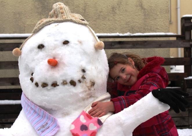 February Half Term Events Devon Dorset Somerset 2017 snowman