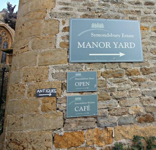 Colmer's Hill Bridport Walk Manor Yard