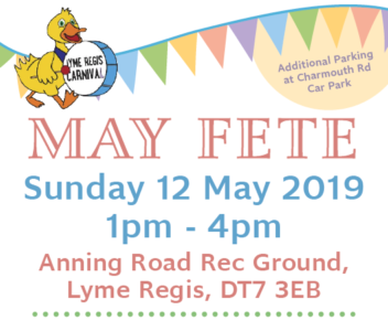 Lyme Regis May Fete