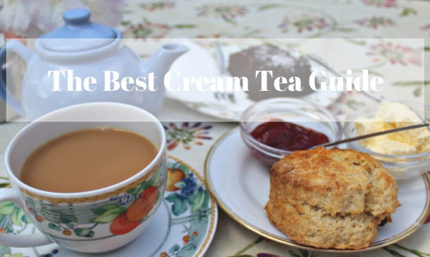 Best Places for a Cream Tea in East Devon