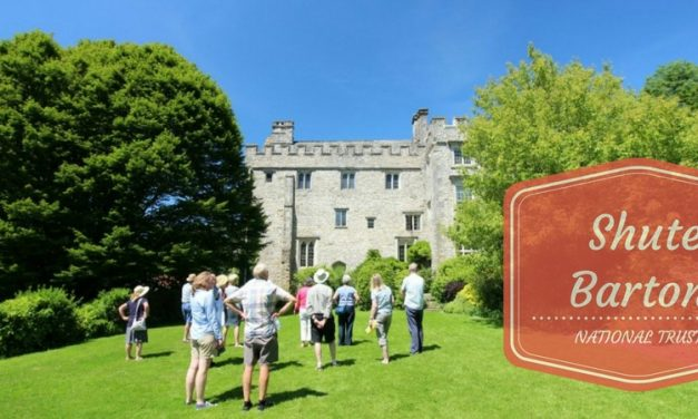 Shute Barton National Trust  – Historic House Guided Tour