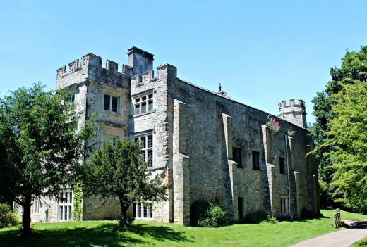 Shute Barton National Trust Historic House Devon Guided Tour