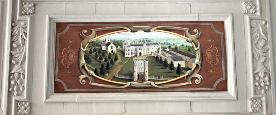 Shute Barton National Trust Historic House Devon Guided Tour original house