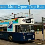 Open Top Bus Sightseeing Tour Devon and Dorset