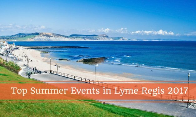 Events and What's On in Lyme Regis Summer 2017