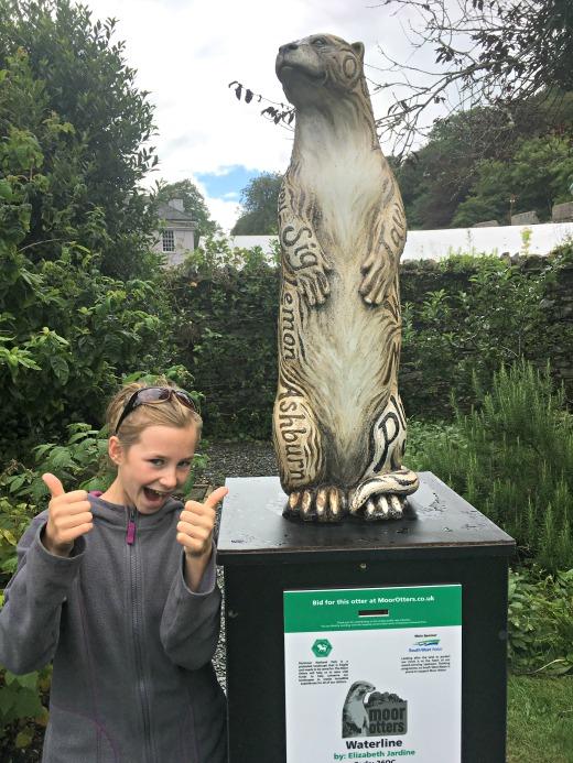Dartmoor Moor Otter Trail Tiverton