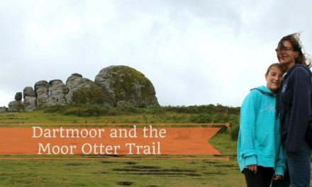 Dartmoor and The Moor Otter Trail