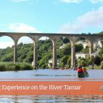 Family Canoeing with Tamar Trails