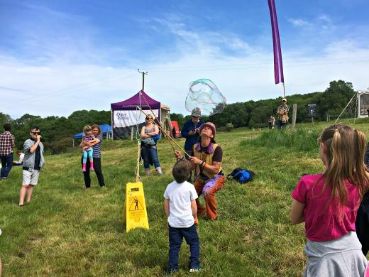 River Cottage Spring Fair Summer Festival entertainment