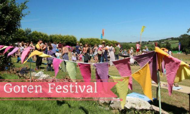 Goren Festival  – A Family Friendly Music Festival in Devon