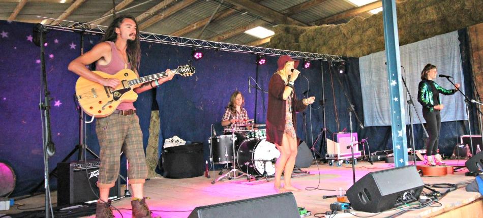 Goren Festival Family Friendly Music Festival Devon Grace Gillan