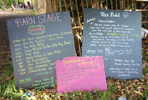 Goren Festival Family Friendly Music Festival Devon