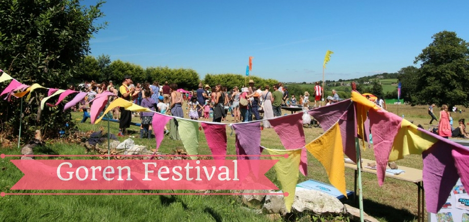 Goren Festival  – A Family Friendly Music Festival in Devon
