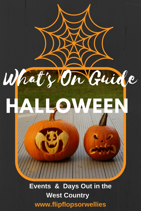 Half term Events Devon Dorset Somerset Halloween 2017 Pinterest
