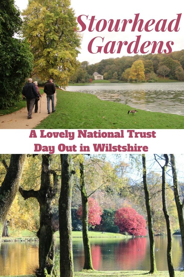 Stourhead Gardens pin