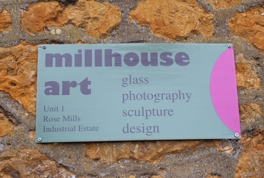 f.east Cafe and Vegetarian Food in Somerset Millhouse art