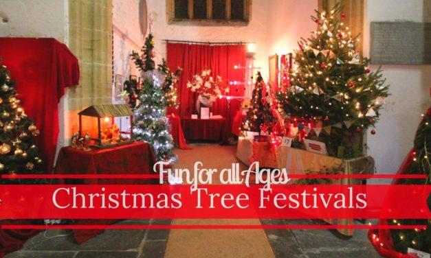 Christmas Tree Festivals 2017