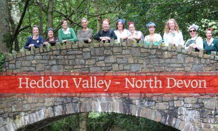 Heddon Valley A Short Accessible Walk in North Devon