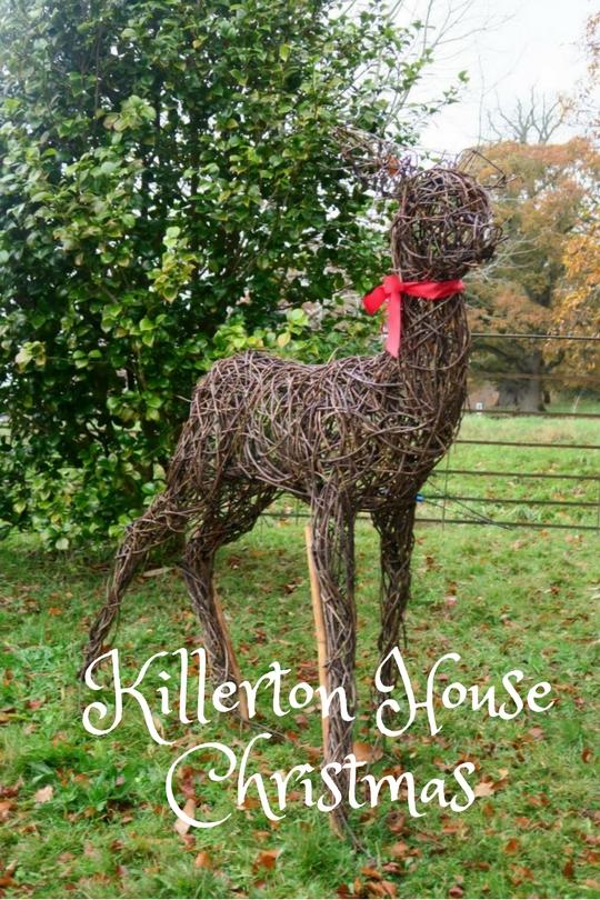 Killerton House Christmas