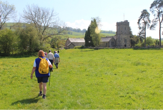 Walking for Health in East Devon Dalwood