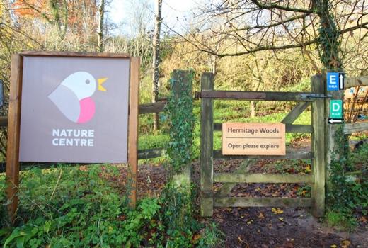 Walks-Around-Sidmouth-Donkey-Sanctuary-South-West-Coast-Path-Nature-Centre