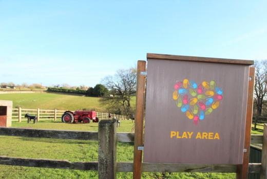 Walks Around Sidmouth Donkey Sanctuary South West Coast Path play area
