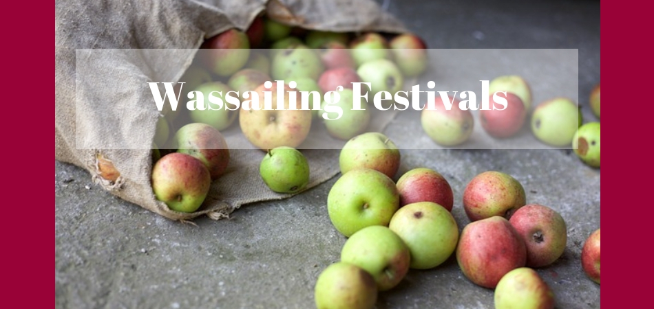 Wassailing Events in Devon and Somerset