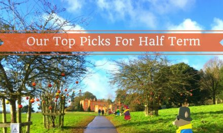 Our Top Picks For Half Term Fun